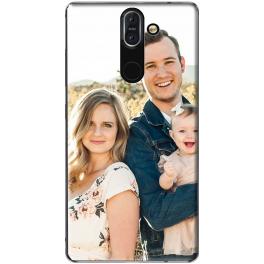 Coque Nokia 8 Sirocco personnalisée