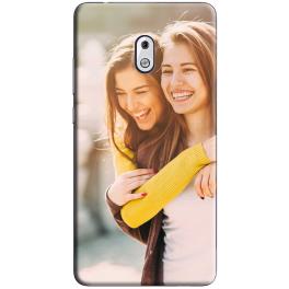 Coque silicone Nokia 2.1 (2018) personnalisée