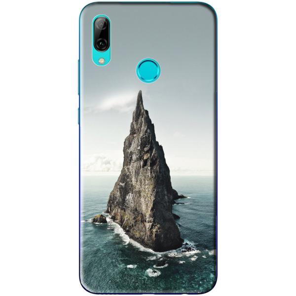 MYCASEFC Coque Liverpool Huawei Psmart 2019 Foot Personnalisable Silicone nom et num/éro