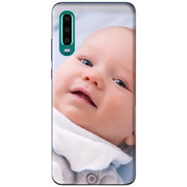 Coque silicone Huawei P30 personnalisée