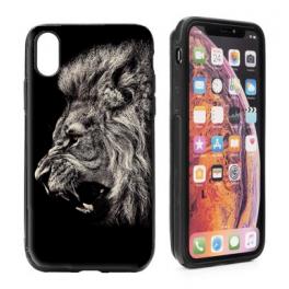 Coque portefeuille anti paiement sans contact iPhone X personnalisée