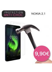 Protection en verre trempé pour Nokia 2.1