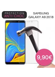 Protection en verre trempé pour Samsung Galaxy A9 2018