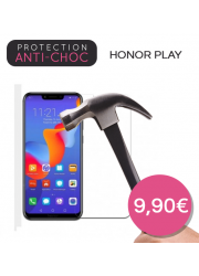 Protection en verre trempé pour Honor Play