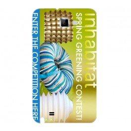 Silicone personnalisée Samsung Galaxy Note N7000