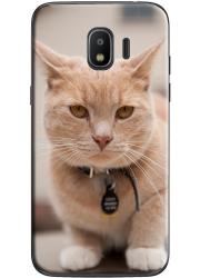 Coque silicone Samsung Galaxy J2 2018 personnalisée