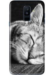 Coque silicone Samsung Galaxy A6 + 2018 personnalisée