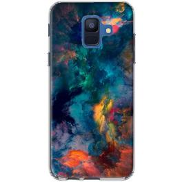 Silicone renforcée Samsung Galaxy A6 2018 personnalisée