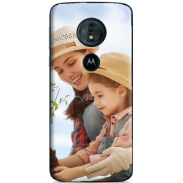 Coque silicone Motorola Moto G6 Play personnalisée
