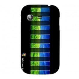 Silicone personnalisée Samsung Galaxy Pocket I5300