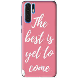 Coque silicone Huawei P30 Pro personnalisée
