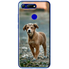 Coque silicone Honor View 20 personnalisée