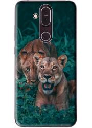 Coque silicone Nokia 8.1 personnalisée
