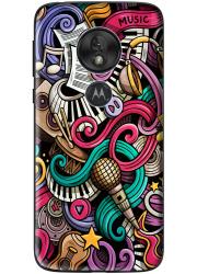 Coque Motorola Moto G7 Play personnalisée
