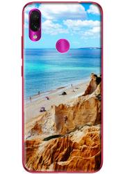 Silicone Xiaomi Redmi Note 7 personnalisée