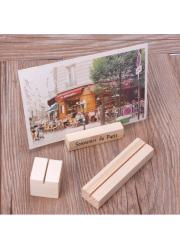 Porte-photos en bois à graver format medium
