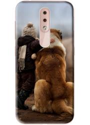 Silicone Nokia 4.2 personnalisée