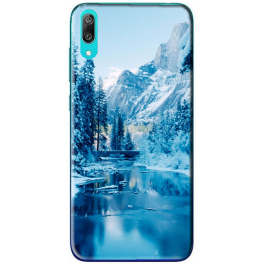 Silicone Huawei Y7 2019 personnalisée