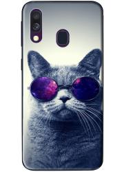Silicone Samsung Galaxy A40 personnalisée