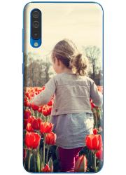 Silicone Samsung Galaxy A50 personnalisée