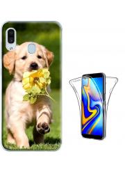 Coque 360 ° intégrale Samsung Galaxy A30 personnalisée