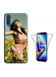 Coque 360° intégrale Samsung Galaxy A50 personnalisée