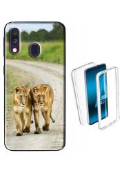 Coque 360° Samsung Galaxy A40 personnalisée