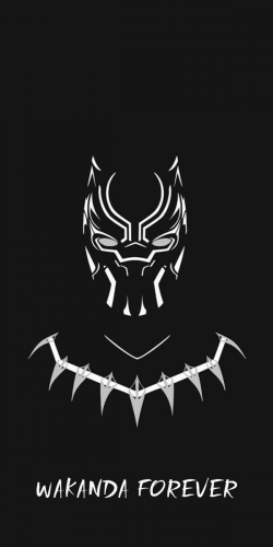 Coque Black Panther Wakanda