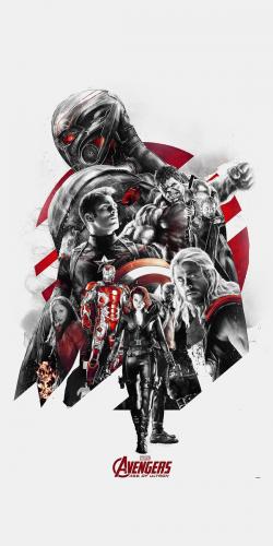 Coque Avengers Heros