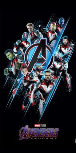 Coque Avengers End Game - Coque-Design