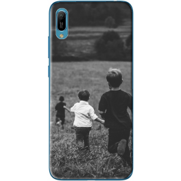Silicone Huawei Y6 2019 personnalisée