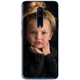 Silicone OnePlus 7 personnalisée