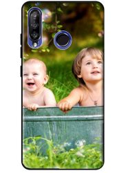 Silicone Huawei P Smart Plus 2019 personnalisée