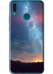 Silicone Huawei Y9 2019 personnalisée
