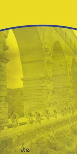 COQUE MAILLOT JAUNE TOUR DE FRANCE
