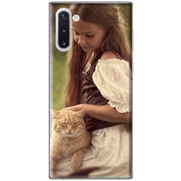 Silicone Samsung Galaxy Note 10 personnalisée