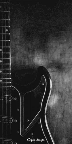 Coque Guitare électrique