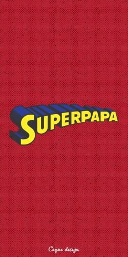 Coque Super Papa