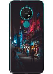 Silicone Nokia 7.2 personnalisée