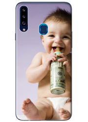 Coque Samsung Galaxy A20S personnalisée