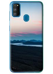Silicone Samsung Galaxy 30Ms personnalisée