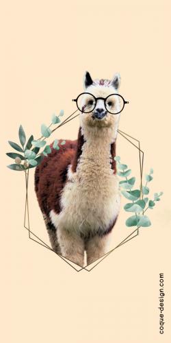 Coque Lama