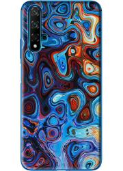 Silicone Huawei Nova 5T personnalisée