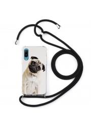 Coque cordon collier personnalisable Huawei Y6 2019