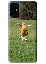 Silicone Samsung Galaxy S20 plus personnalisée