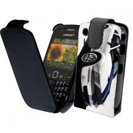 Housse personnalisée Blackberry 8520 curve