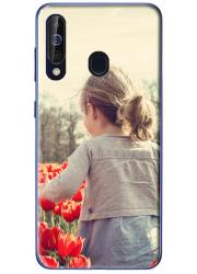 Silicone Samsung Galaxy A60 personnalisée