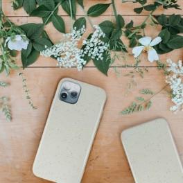 Coque personnalisée Biodégradable iPhone 7 Blanc nature