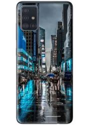 Silicone Samsung Galaxy A71 personnalisée