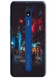 Silicone Xiaomi Redmi 8A personnalisée